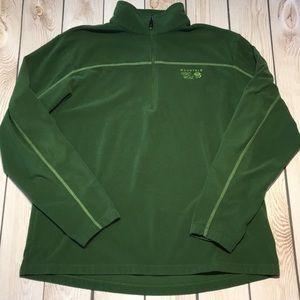 Mountain Hardwear men's lightweight 1/4 zip fleece